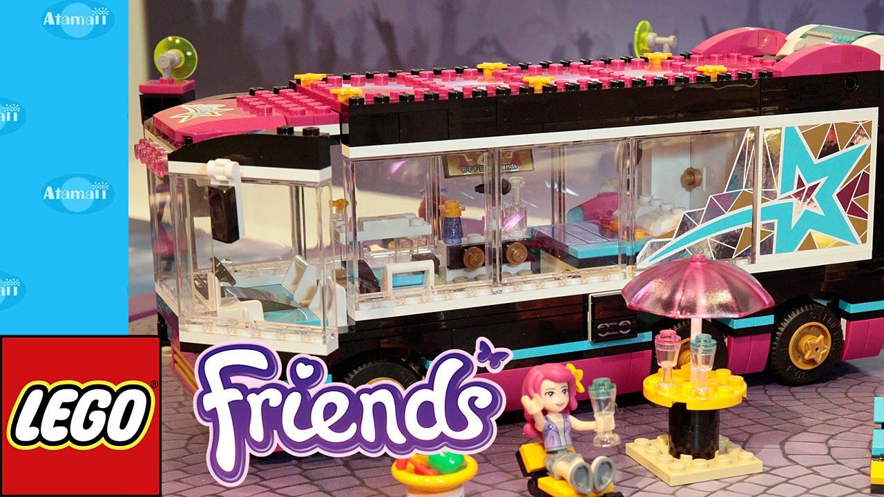 Toys For Friends : Lego friends toys nuremberg toy fair youtube
