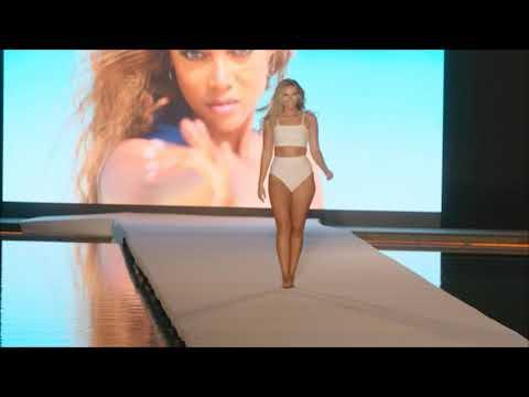 Clarissa Bowers - Miami Swimwear Fashion Week 2019