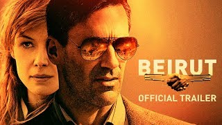 Video BEIRUT | Official Trailer | Now Playing In Theaters. download MP3, 3GP, MP4, WEBM, AVI, FLV Agustus 2018