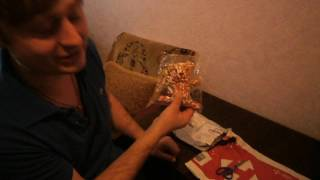 Vlog Распаковка новой вязанной игрушки для собаки. Для точения зубов) Посылка из Китая, aliexpress
