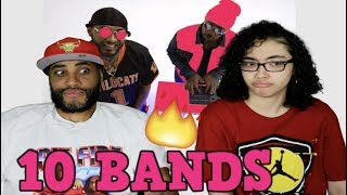 MY DAD REACTS TO Joyner Lucas ft. Timbaland - 10 Bands (ADHD) REACTION