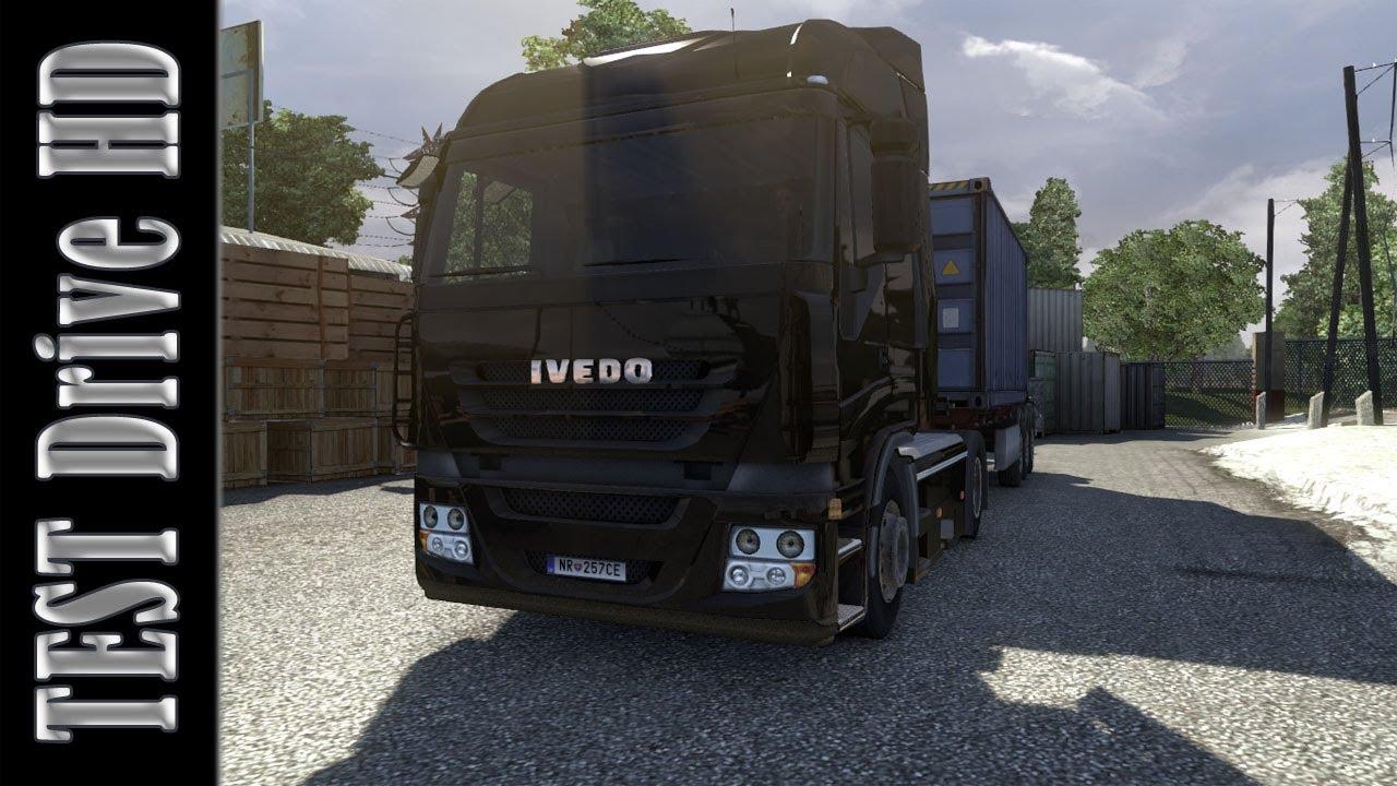 IVECO Stralis - Euro Truck Simulator 2 - Test Drive [HD ...
