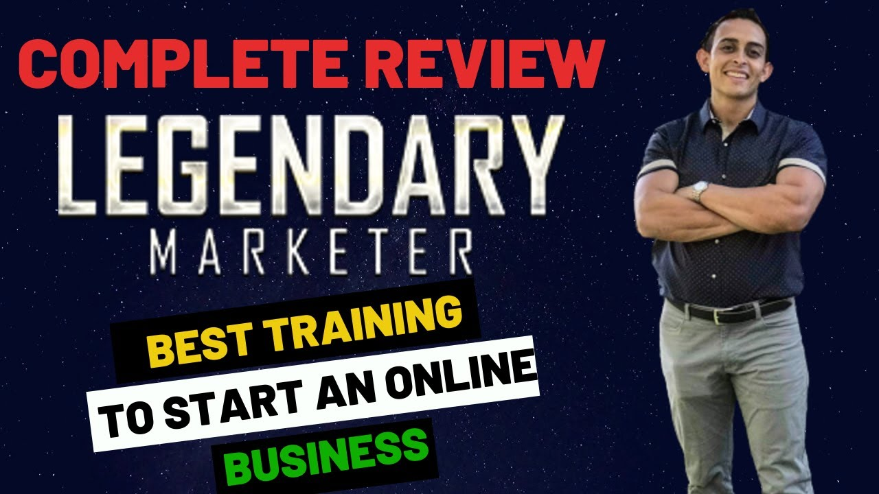 Legendary Marketer Internet Marketing Program  Ebay Used