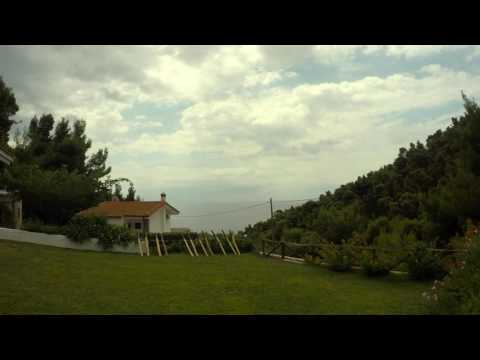 Storm is coming (Timelapse in Greece-Hlakidiki)