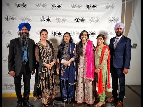 UNITED SIKHS awarded as Honouree by The Sikh Foundation - Canada