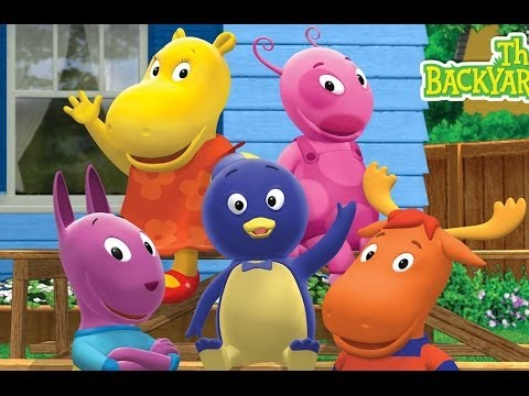 The Backyardigans Coloring Book