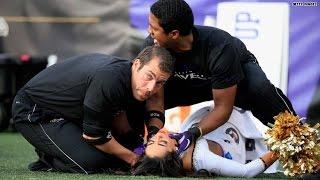 Video NFL Cheerleader injured during stunt mishap download MP3, 3GP, MP4, WEBM, AVI, FLV Agustus 2017