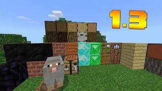 Minecraft 1.3 - ОГРОМНОЕ ОБНОВЛЕНИЕ ! (Pocket Edition, Xbox)
