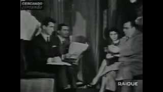 Il Sarchiapone  Walter Chiari e Carlo Campanini 1958