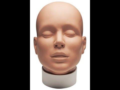 Mehron Practice Head