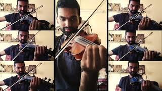 | Mandram Vantha | Strings Cover by Manoj Kumar - Violinist