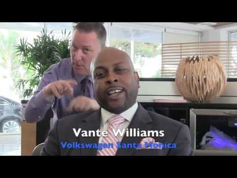 Vante Williams - Volkswagen Santa Monica - Santa Monica, CA - Sales - Internet