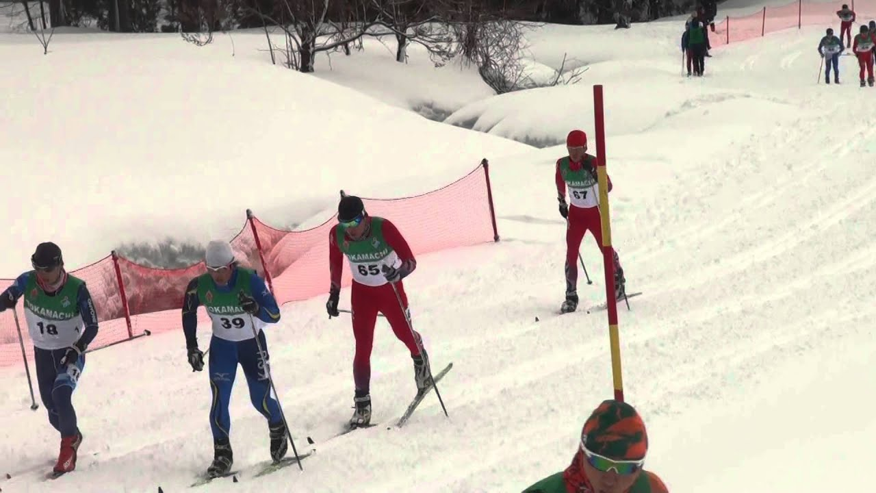 第93回全日本スキー選手権大会ク...