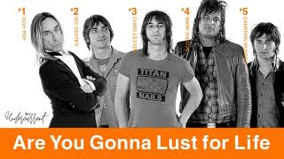 Iggy pop vs. Jet - Are You Gonna Lust for life