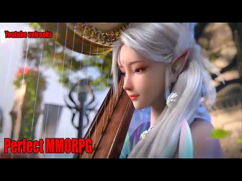 Perfect Game - Perfect MMORPG ( PERFECT WORLD MOBILE ) Perfect Gameplay Trailer Android