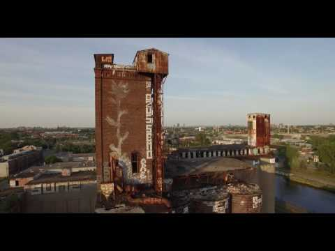 Canada Malting Co Ltd / Urban Exploration / Phantom 3 professional