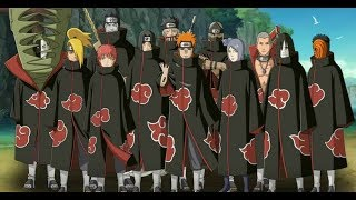 Naruto Shippuden All Akatsuki Death Scenes In English