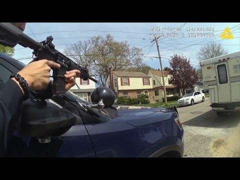 Grand Rapids MI Police Shootout with Malik Carey