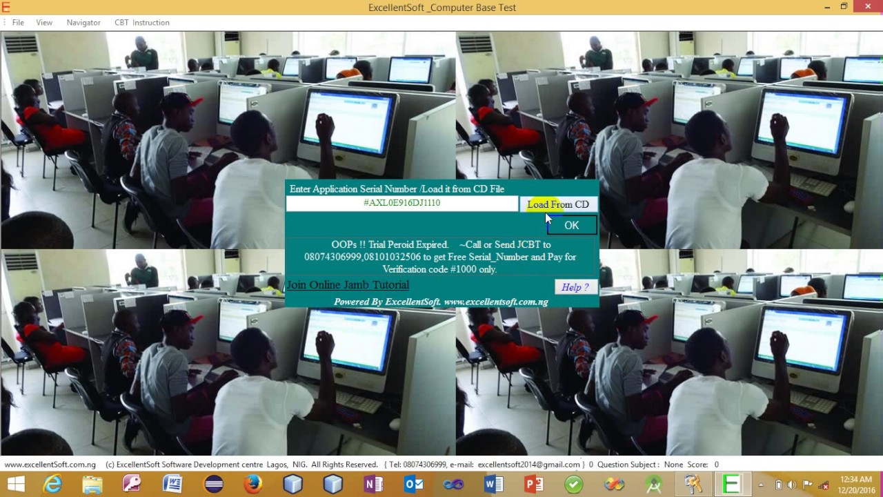 Jamb computer based test (cbt) tutorial: how to write jamb cbt exam.