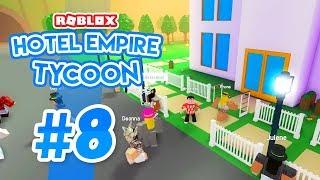 SO MANY GUESTS - Roblox Hotel Empire Tycoon #8