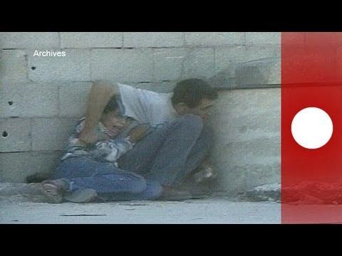 Polémica entre Israel y una televisión francesa sobre la muerte de un niño thumbnail