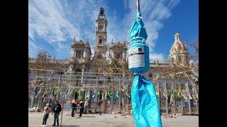 Fallas de valencia 2018 Mascletà Nadal Martí 5 de marzo