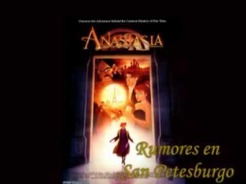 Rumores en San Petesburgo-BSO Anastasia