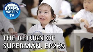 The Return of Superman | 슈퍼맨이 돌아왔다 - Ep.269: I Think I Love You [ENG/IND/2019.03.24]