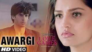 AWARGI Video Song | LOVE GAMES | Gaurav Arora, Tara Alisha Berry
