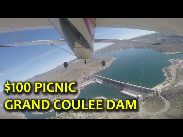 $100 Picnic to Grand Coulee Dam Airport