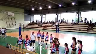 Pallavolo U13 femminile - Regionali - Far Elettric Crema  vs  Pro Patria Busto Uyba