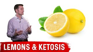 Why Lemons are Essential on a Ketogenic Diet
