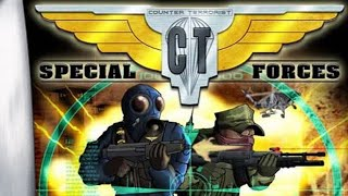 CT Special Forces gameplay video (GBA)