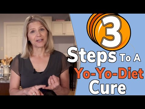 3 Steps to a Yo-Yo Diet Cure