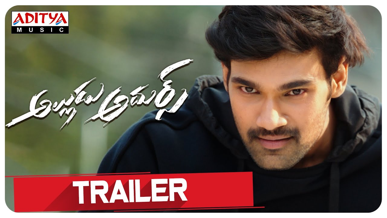 Download #AlluduAdhurs Trailer   Alludu Adhurs Movie   Bellamkonda Sreenivas   Nabha Natesh   DSP