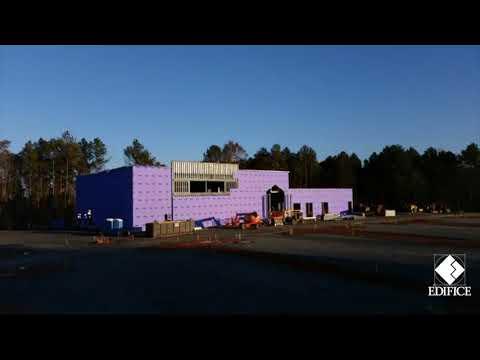 Lake Forest Church | WestLake Campus Time-lapse