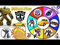 Download Transformers Bumblebee Movie Spinning Wheel Slime