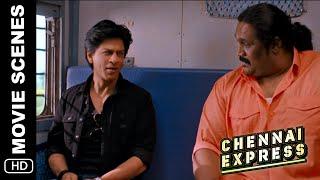 Antakshari In Train   Comedy  Scene   Chennai Express   Shah Rukh Khan, Deepika Padukone Thumb