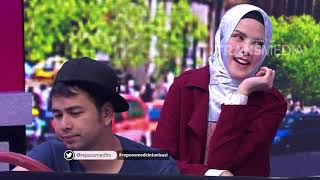 REPUBLIK SOSMED - Gading Jadi Vicky, Vicky Cuman Bisa Ketawa (21/1/18) Part 4