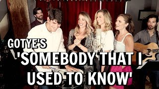 Gotye's 'SOMEBODY THAT I USED TO KNOW' - The Beverly Bombshells Vintage Cover [LRS no. 14]