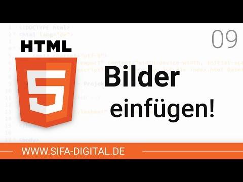 HTML Grundkurs: Bilder Einfügen! #09 (4K)   SIFA Digital