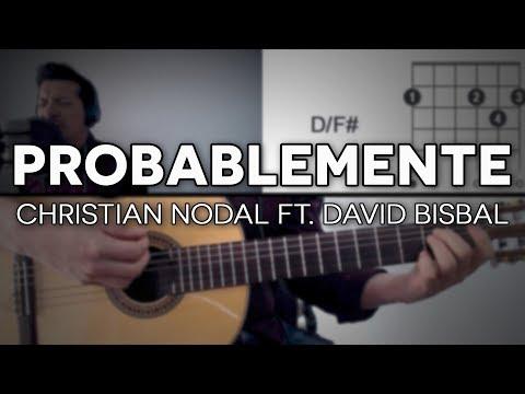 Probablemente Christian Nodal ft. David Bisbal - Guitarra [Mauro Martinez]