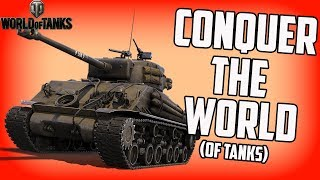 Trying to Conquer the Battlefield! World of Tanks 1.0 Gameplay