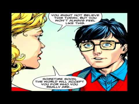 Superman & The Legion of Super Heroes - pt 1