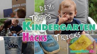 Kindergarten Tipps | Mom Hacks | Kita | mamiblock - Der Mami Blog