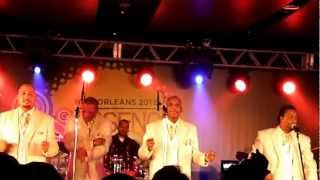 "The Stylistics ""You Are Everything"" - EMF 2012 Live"