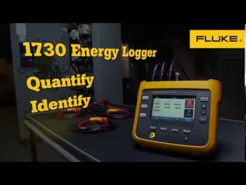 Fluke 1730 Energy Logger Introduction