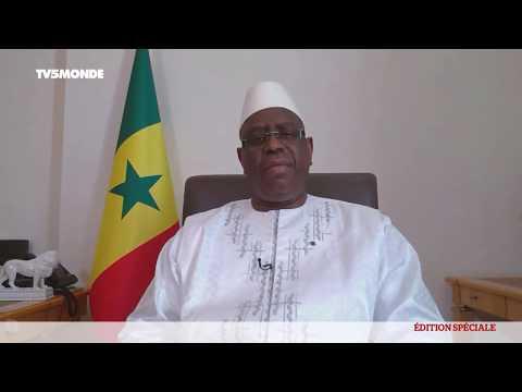 Sénégal - Entretien avec le président Macky Sall: Coronavirus, Donald Trump, OMS, Didier Raoult