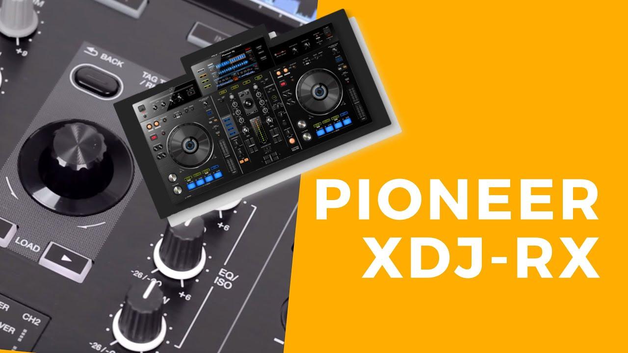 Pioneer XDJ-RX - POLSKA RECENZJA [WSDJ Studio] - review by WSDJ Studio