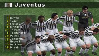 Pro Evolution Soccer 3 - 2003 - Juventus F.C. VS A.C. Milan (PC)